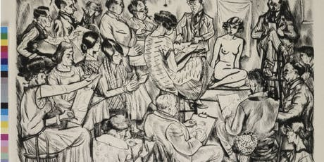Drop-in Untaught Life Drawing  tickets
