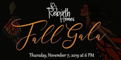 Rebirth Homes Fall Gala tickets