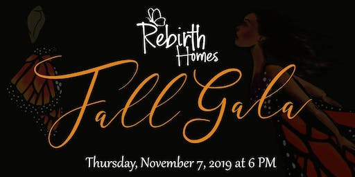 Rebirth Homes Fall Gala