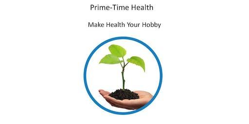 Make Health Your Hobby