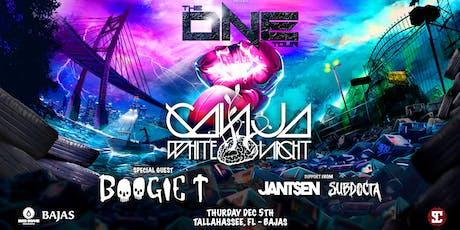Ganja White Night The One Tour at Bajas tickets