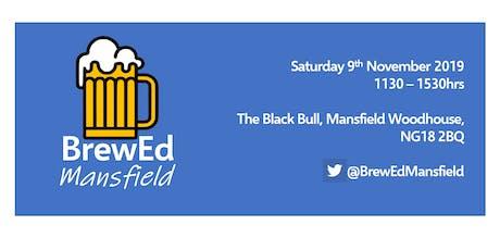 BrewEd Mansfield - #1 tickets