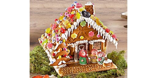 Gingerbread House Decorating Contest & Party