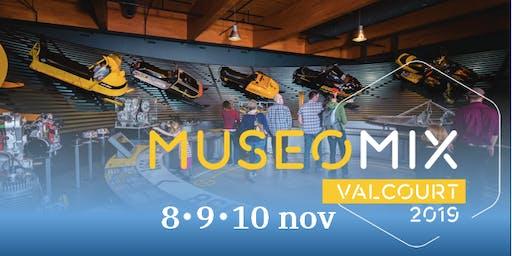 Museomix Valcourt 2019