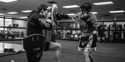 Muay Thai Kickboxing - Try a Class for Free