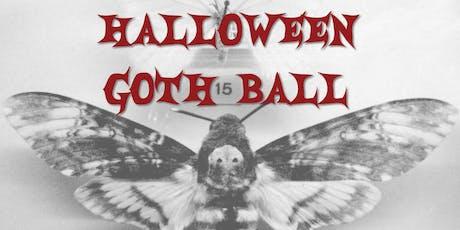 Halloween Goth Ball tickets