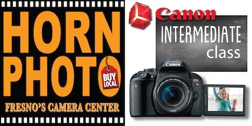 Canon Discovery Day: Intermediate Class