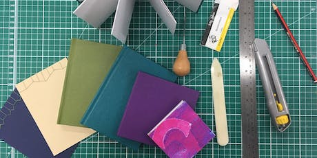 Further Bookbinding - 5 Week Course tickets