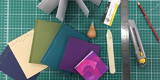Further Bookbinding - 5 Week Course