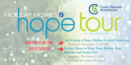 Holiday Homes of Hope tickets