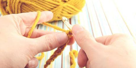 Crocheting for Beginners tickets