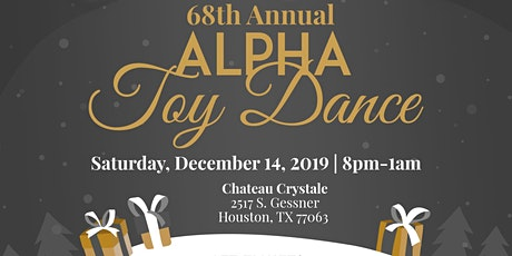 68th Annual Alpha Toy Dance tickets
