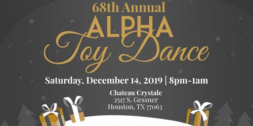 68th Annual Alpha Toy Dance