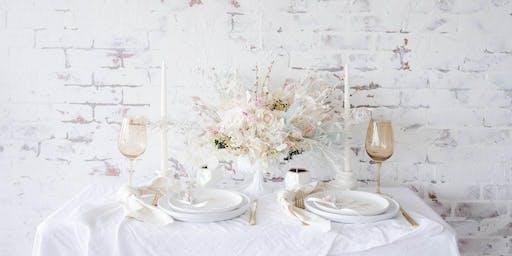 Dried Floral Arrangement and Photo Workshop