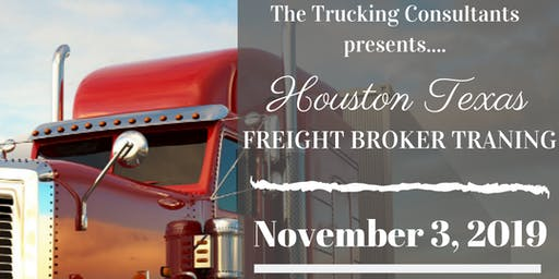 Hammer Down Conference 2019:  Freight Broker Training