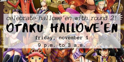 Otaku Hallowee'en Party @ Round Two!