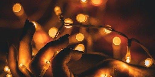 Make & Take: Decorative Himalayan Salt String Lights