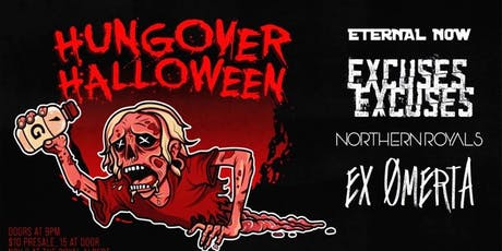 Hungover Halloween tickets