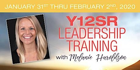 Y12SR-Yoga of 12 Step Recovery Leadership Training tickets