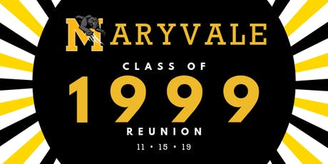 Maryvale HS c/o 1999 20 Year Reunion tickets