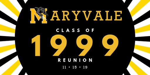 Maryvale HS c/o 1999 20 Year Reunion