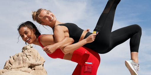 FREE Acro Yoga w/ Jake Drew @ Fabletics Legacy West