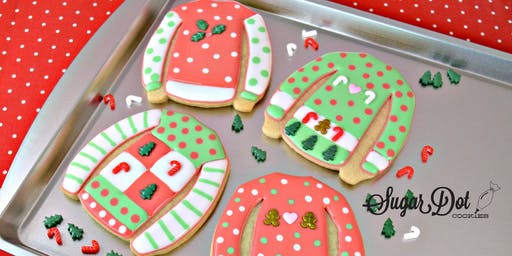 Cookie Decorating Party at Springfield Manor