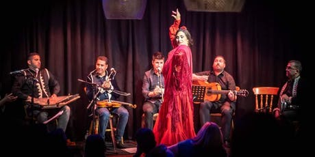 CusCus Flamenco - The Music of Al-Andalus tickets