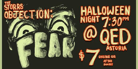 The Storrs Objection: Fear tickets