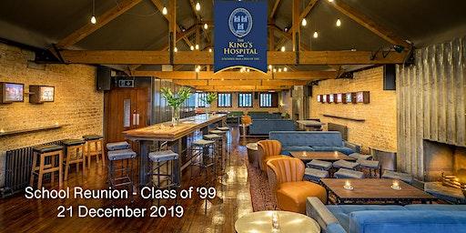KH class of 1999: 20 year school reunion