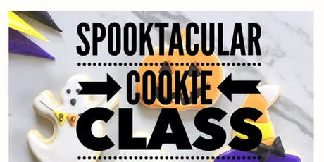 Spooktacular Cookie Class tickets