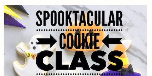 Spooktacular Cookie Class