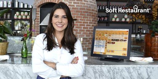 CDMX: Capacitación Grupal Soft Restaurant ®