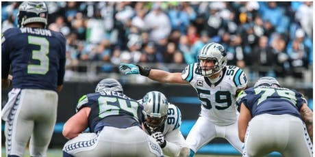 Kappa Bus Ride: Seahawks @ Panthers tickets