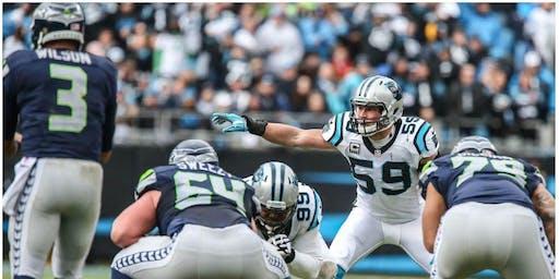 Kappa Bus Ride: Seahawks @ Panthers