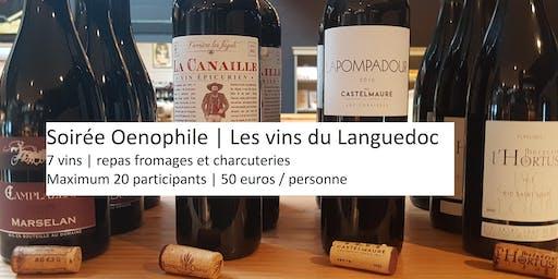 Les Halles | Soirée oenophile : les vins du Languedoc
