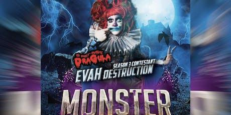 Monster Ball w/Evah Destruction from Dragula at Splash San Jose tickets