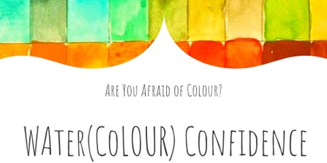 Water(colour) Confidence with Lee Angold tickets