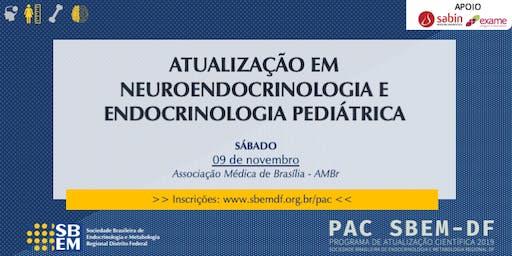 ATUALIZAÇÃO EM NEUROENDOCRINOLOGIA E ENDOCRINOLOGIA PEDIÁTRICA
