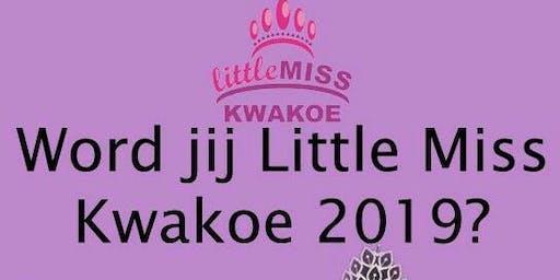 Little Miss & Mister Kwakoe