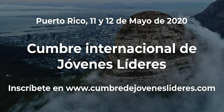 Cumbre internacional de Jóvenes Líderes tickets