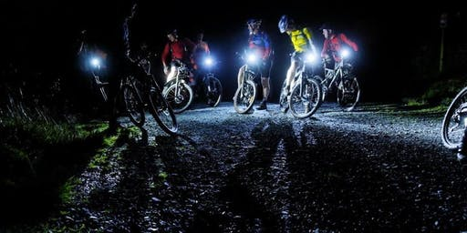Intermediate Night MTB Ride - Penasquitos Canyon