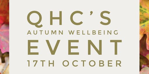 QHCs Autumn Wellbeing Event