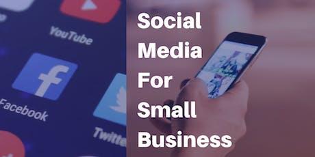 Small Business Social Media Mastery tickets