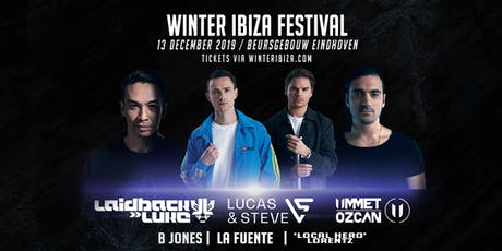 Winter Ibiza Indoor Festival 2019 tickets