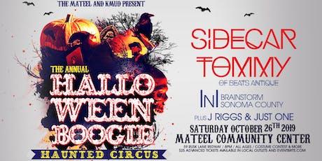 The Mateel & KMUD Present: Halloween Boogie Haunted Circus tickets