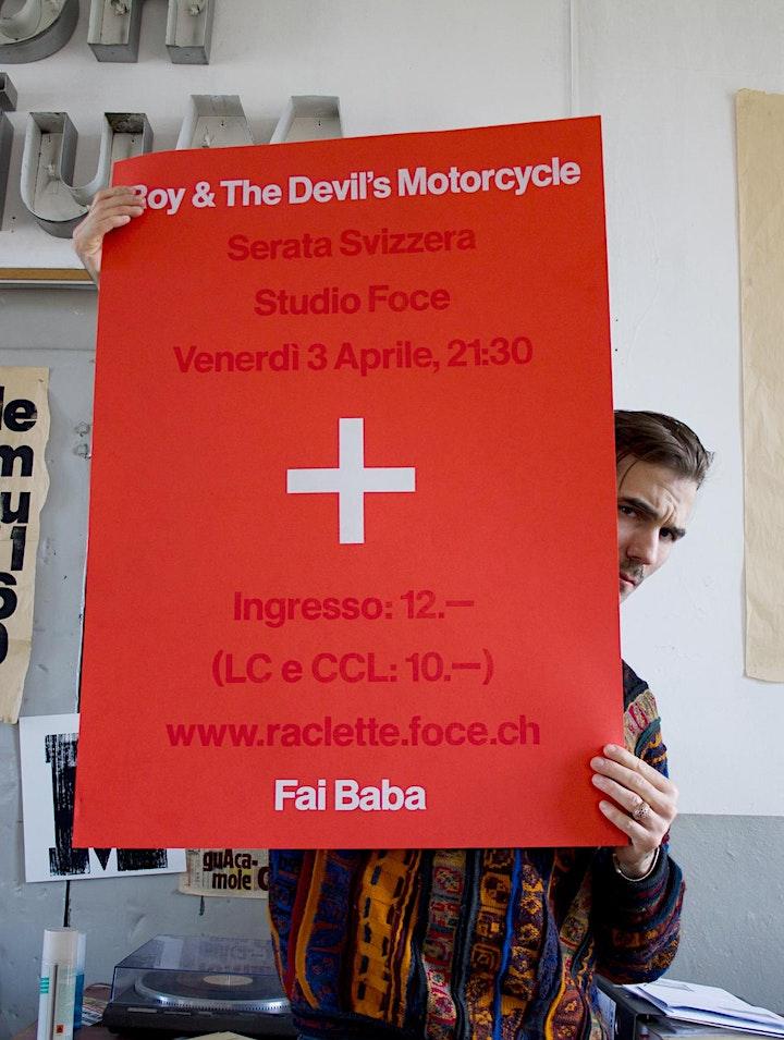 Dafi Kühne Artist's Talk image