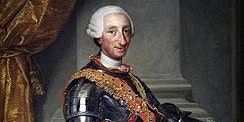 Carlos III: ¡agua va!, piedras y un motín (free tour)