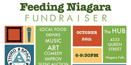 Feeding Niagara Fundraiser tickets