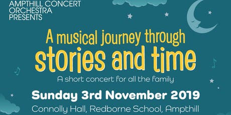 Ampthill Orchestra Kids Concert - 2.30 (With Templefield and Firs Lower Schools) tickets